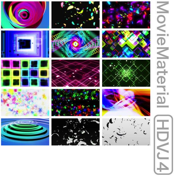 MovieMaterial HDVJ4 フルハイビジョンVJ動画素材集 画像6