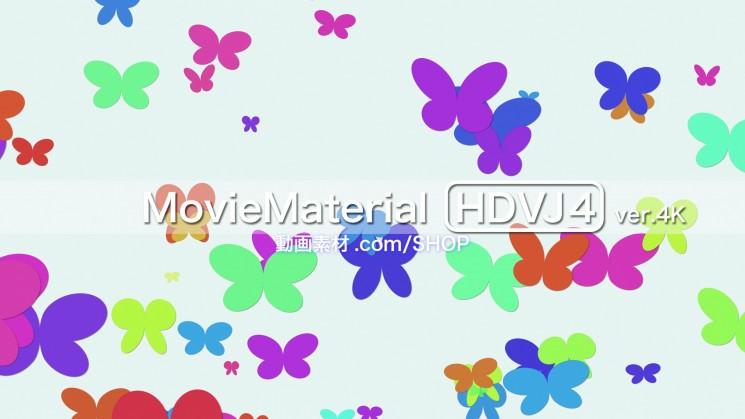 4K2Kループ動画素材集【MovieMaterial HDVJ4 ver.4K】16