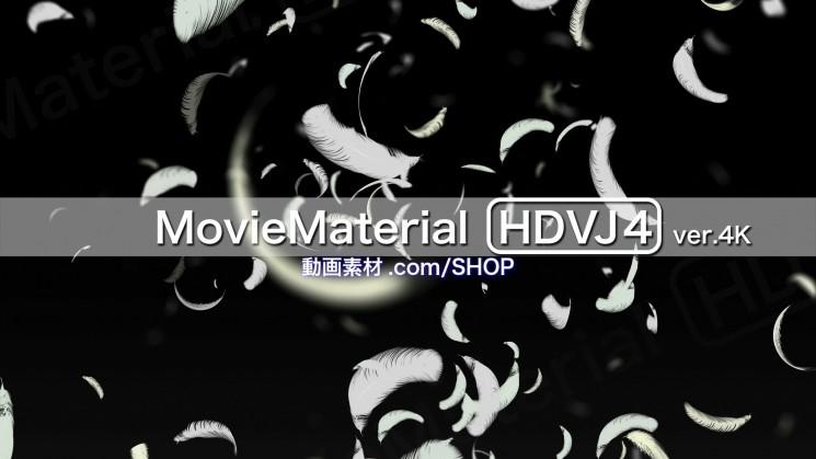 4K2Kループ動画素材集【MovieMaterial HDVJ4 ver.4K】1