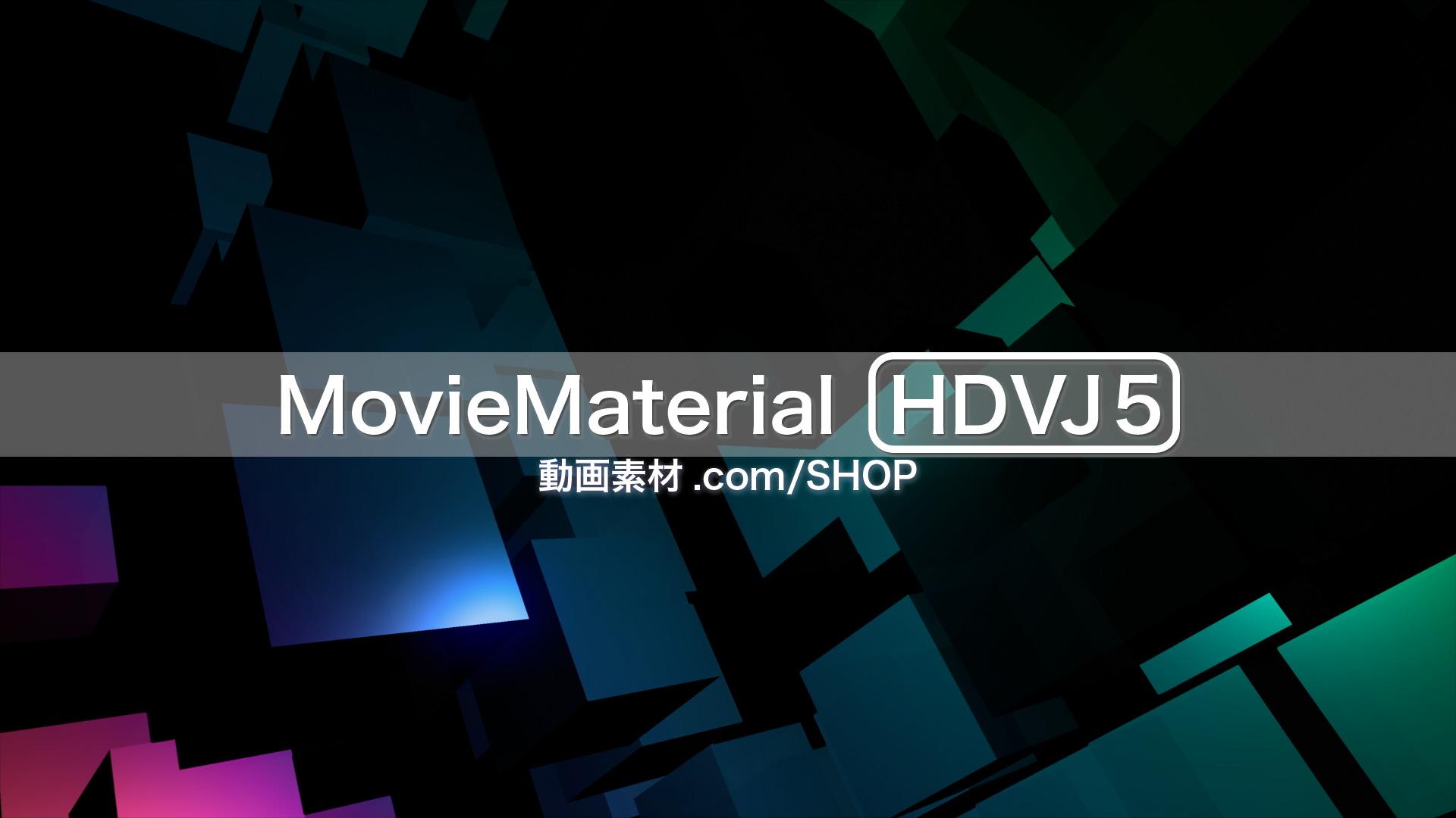 MovieMaterial HDVJ5 フルハイビジョンVJ動画素材集 画像7