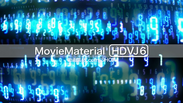 【MovieMaterial HDVJ6】フルハイビジョン動画素材集22