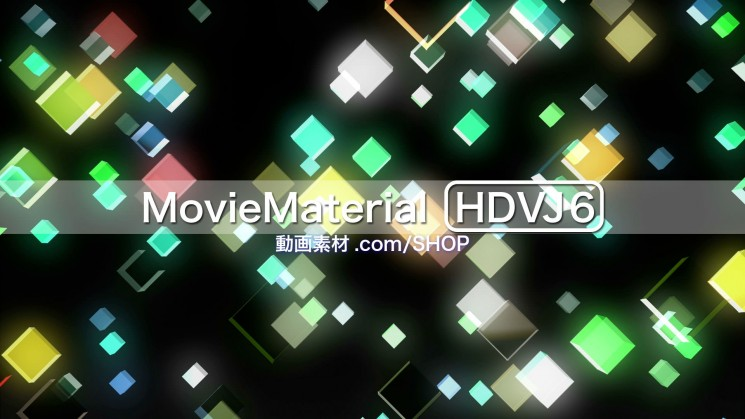 【MovieMaterial HDVJ6】フルハイビジョン動画素材集25