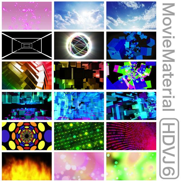 MovieMaterial HDVJ6 フルハイビジョンVJ動画素材集 画像9