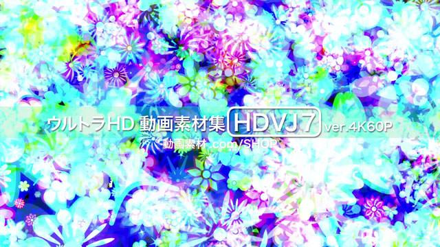 【ウルトラHD動画素材集 HDVJ7 ver.4K60P】】ロイヤリティフリー(著作権使用料無料)6