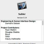 Mac OS Xで「Subler」を使ってMP4ファイルにチャプターをつける Image.12