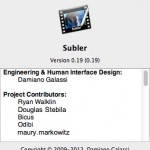 MP4(QuickTime)ファイルに字幕を付ける(Mac OS X「Subler」)2