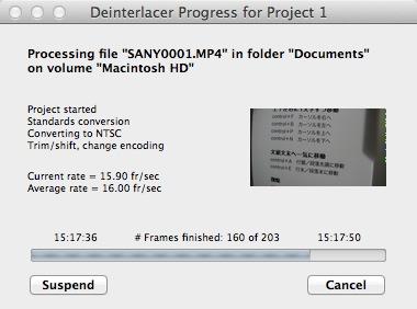 【JES Deinterlacer】を使って1080iの動画を480iに変換する。 Image.7