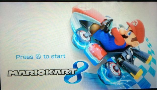 マリオカート8のハイライト映像をYouTubeにアップする0