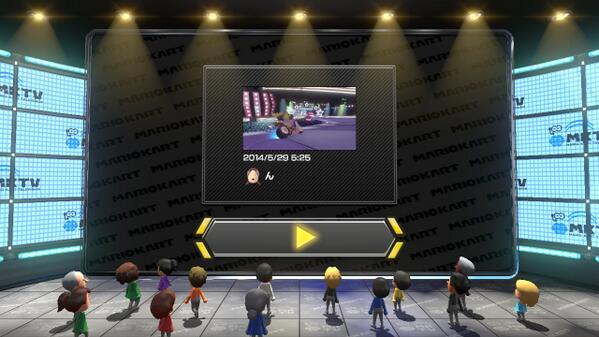 マリオカート8のハイライト映像をYouTubeにアップする4