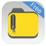 iPhoneにZipファイルをダウンロードして解凍する(iOS 7・iZip)1