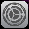 iOS 8 アクセスガイドの設定1