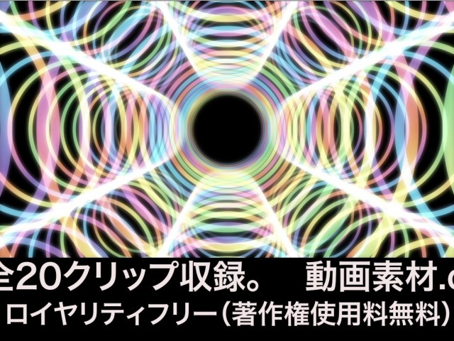 映像ディスプレイ編 M3-2015春でのサークル動画素材.comスペース設営3