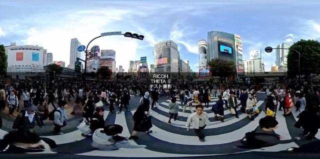 【THETA S】360°動画撮影・編集・YouTubeアップまで。編集してYouTubeにアップ編30