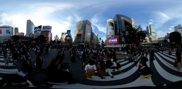 【THETA S】360°動画撮影・編集・YouTubeアップまで。編集してYouTubeにアップ編32