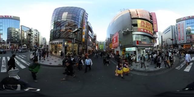 【THETA S】360°動画撮影・編集・YouTubeアップまで。編集してYouTubeにアップ編12
