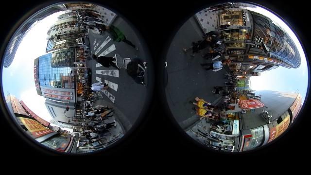 【THETA S】360°動画撮影・編集・YouTubeアップまで。編集してYouTubeにアップ編11
