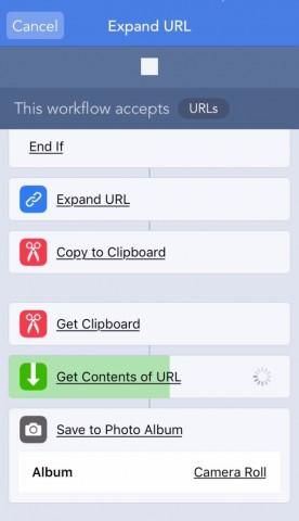 iPhoneで.movのファイルをダウンロードして保存「Workflow・iOS」28