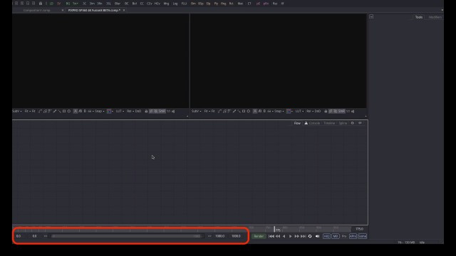 【Kodak PIXPRO SP360 4K】で撮ったVR映像を【Fusion8 BETA】で展開する【Blackmagic Design】1