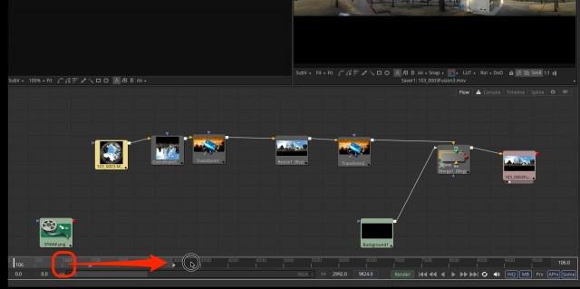 【Kodak PIXPRO SP360 4K】で撮ったVR映像を【Fusion8 BETA】で展開する【Blackmagic Design】49