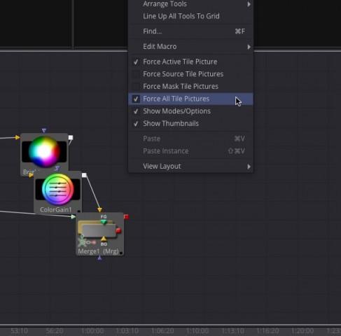 【Kodak PIXPRO SP360 4K】で撮ったVR映像を【Fusion8 BETA】で展開する【Blackmagic Design】9