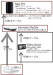 YouTubeライブストリーム-ゲーム中継-をやってみる【Blackmagic Intensity Shuttle・OBS】02