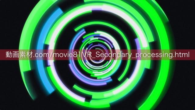 VR素材から制作した動画素材05