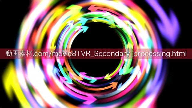 VR素材から制作した動画素材09