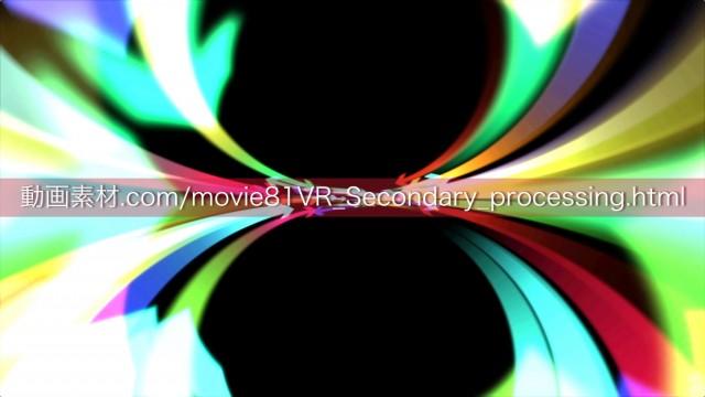 VR素材から制作した動画素材10