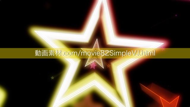 シンプルVJ動画素材07