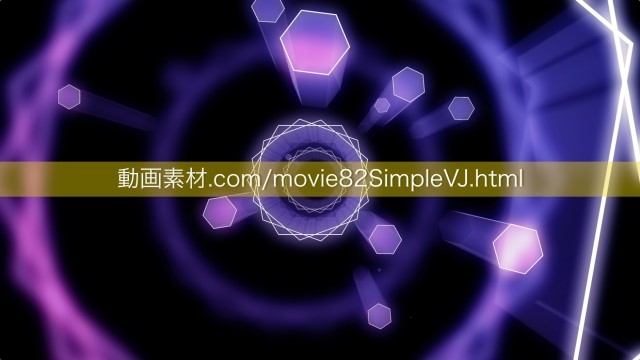 シンプルVJ動画素材05