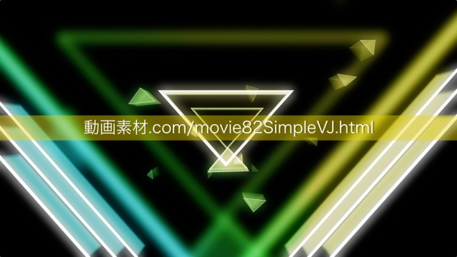 シンプルVJ動画素材03