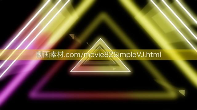 シンプルVJ動画素材01