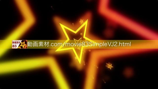 SimpleVJ2-0001動画素材