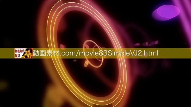 SimpleVJ2-0002動画素材