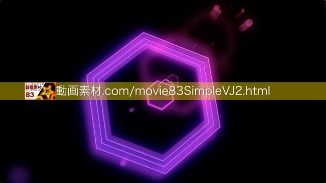 SimpleVJ2-0003動画素材