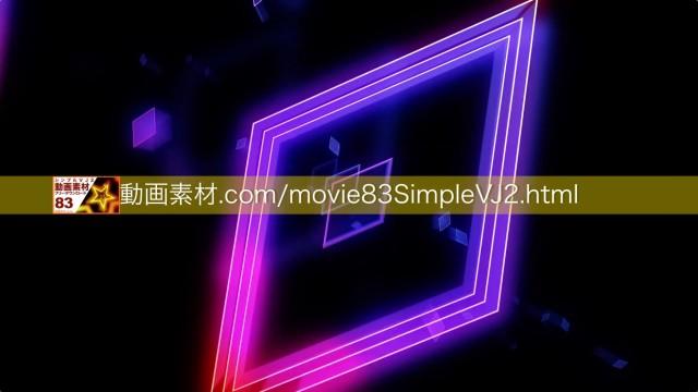 SimpleVJ2-0005動画素材