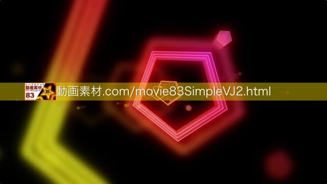 SimpleVJ2-0006動画素材