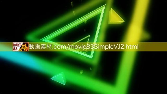 SimpleVJ2-0008動画素材