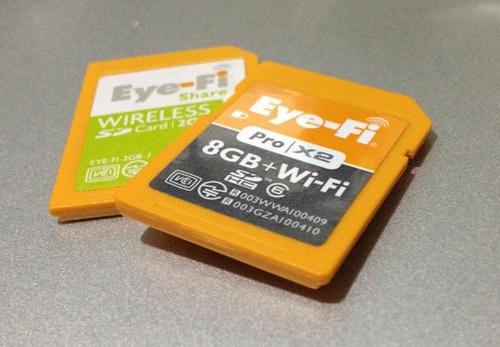 Wi-Fi SD カード【ez Share】を試してみた。 Image.8